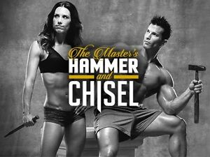 40$ Hammer and Chisel. Version Deluxe 7 Dvds. Neuf et scellé.