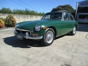 1971 MG B GT British Racing Green 4 Speed Manual Coupe Birkdale Redland Area Preview