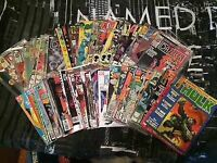 Large collection of over 400 comic books