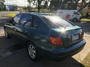 2003 Hyundai Elantra XD GLS 4 Speed Automatic Hatchback