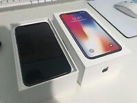 IPhone X 64gb like brand new!