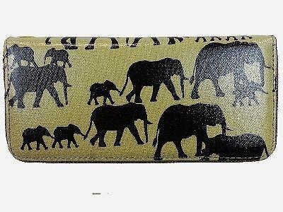 Elephant Garden clutch - White Figue kuNwA