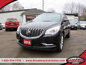 2014 Buick Enclave LOADED CXL EDITION 7 PASSENGER 3.6L - V6.. AW