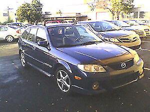 2002 Mazda Protegé Hatchback | 514-577-4700