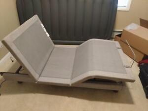 CALGARY!  MOTORIZED Twin size bed platform with wireless remote control --- MUST SELL --- ONLY $250   LOCATED CALGARY
