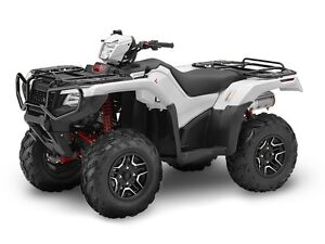 2016 Honda TRX500 Rubicon Deluxe DCT IRS EPS