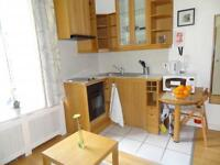 Studio flat in Gloucester Street, Pimlico, London
