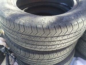 Tires for sale, 1-4 each set, see description, 15,16,17,18 8my8
