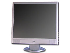 HP Pavilion vs19e Monitor (48cm) - with built-in speakers.