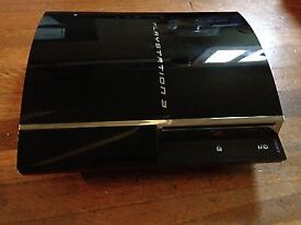 Sony Playstation 3 60gb PS3 PS2 compatible