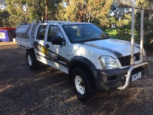 Holden rodeo 2006 turbo 4x4 Curlewis Outer Geelong Preview