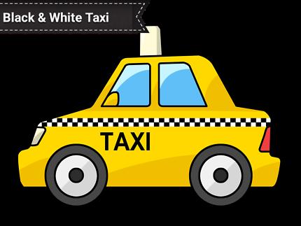 B&W Peak Period Taxi for Hire