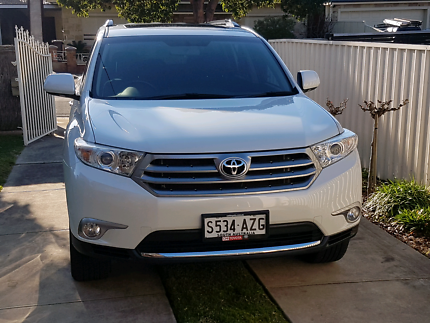 2013 Toyota Kluger Altitude 2WD