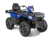 2015 Polaris Sportsman Touring 570 SP EPS Blue Fire
