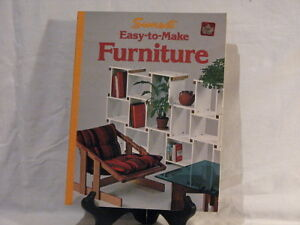 Guide to buliding vintage 1970s furniture