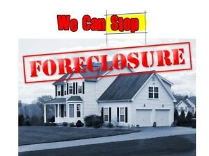 Stop Foreclosure!  We Can Help!