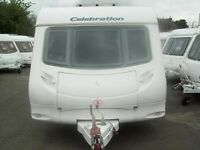 Swift Celebration 480 Caravan plus all accessories needed to hook up and go