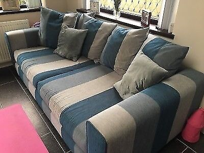Bargain 4 seater sofa