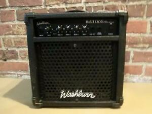 Amplificateur pour guitare Washburn BD12 (i013384)