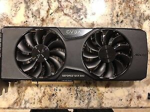 Like New Condition EVGA GTX 980 Gaming Video Card