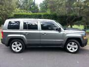 2011 Jeep Patriot Wagon Coffs Harbour Coffs Harbour City Preview