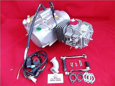 YX140cc Pit Bike Engine & Complete Wiring Loom YX 140 14 Bhp. YX140