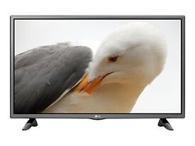 LG 32 ; LED TV (new in box) LG 32LF510