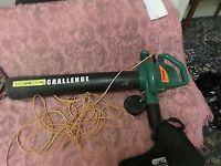 Challenge Garden Vac and Blower