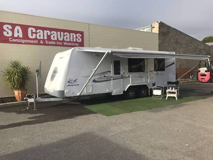 2010 Jayco Sterling Bunk Caravan with Ensuite Hampstead Gardens Port Adelaide Area Preview