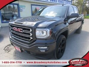 2016 GMC Sierra 1500 WORK READY ELEVATION EDITION 6 PASSENGER 4X