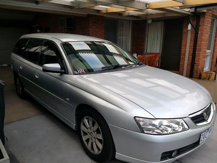 2003 Vy Commodore wagon