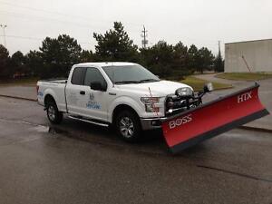 2015 Ford F-150 XLT Pickup Truck + Plow