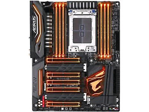 AMD Threadripper Mobo and CPU