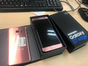 Samsung Galaxy S7 Edge PINK 32gb Unlocked Smartphone