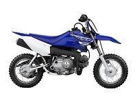 2019 Yamaha TT-R50E Moose Jaw Regina Area Preview