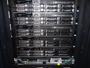 Dell PowerEdge R720 Server 2 X E5-2660 2.20GHz 256GB-RAM 8x3TB-SAS-7.2k Enterprise Storage, 16-CORES