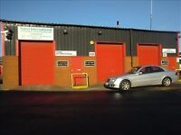 Industrial unit to let - 1,000 SQ FT