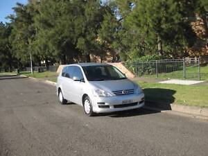 2008 Toyota Avensis Wagon 7 Seater Automatic Full Service History Five Dock Canada Bay Area Preview