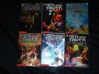 """""""The Seventh Tower"""" Book Series"""