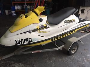 Seadoo Jetski Cannon Hill Brisbane South East Preview
