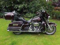 Harley - Davidson FLHTCU Electraglide Ultra