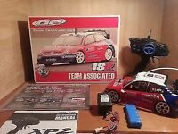 Rc brushless team associtated ctreon
