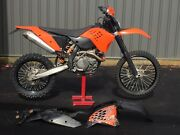 KTM 530 exc Terang Corangamite Area Preview