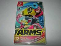 Arms Nintendo switch Game