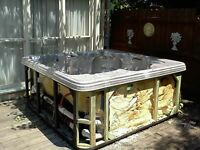 Nanaimo Hot Tub Removal and Disposal Service