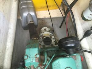 Volvo Penta 10 hp desiel and all running gear. Worongary Gold Coast City Preview