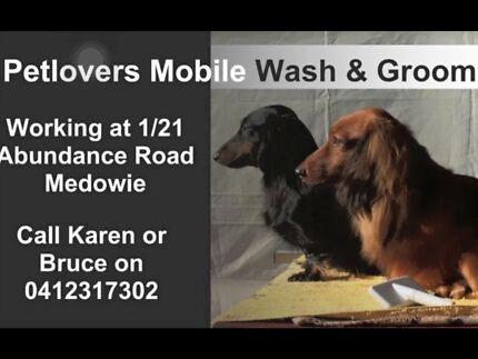 Petlovers Mobile Wash & Groom
