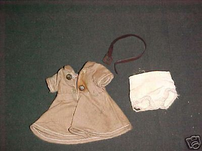 Brownie doll clothes, older