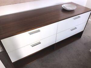 Classic Mid Century Modern drawers