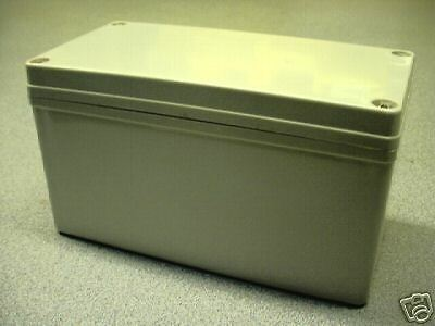 Non Metallic Nema 4x Ip67 Enclosure 3x6x4 Screw Cover Ds-pg-0816